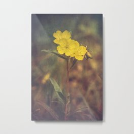 I Will Always Come Back Metal Print