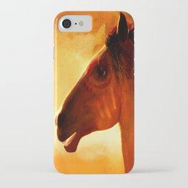 HORSE - Apache iPhone Case