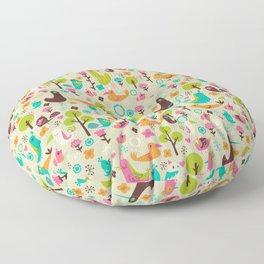 Birdsville Floor Pillow