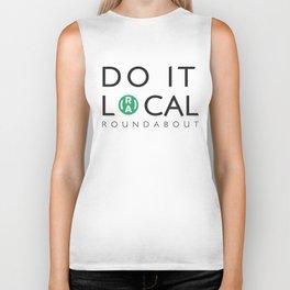 Do it local - Roundabout Biker Tank