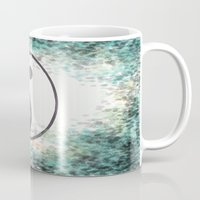 yin yang Mugs featuring Yin & Yang by Hope