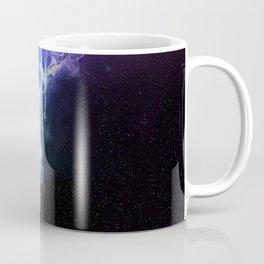 Elon Musk Smoking the Universe Coffee Mug