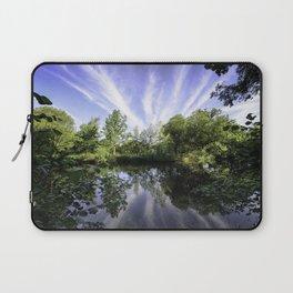 Hatfield Forest Lake England Essex Summer Laptop Sleeve