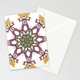 can't tell me nothin' Stationery Cards