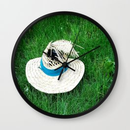 What Happened? Wall Clock