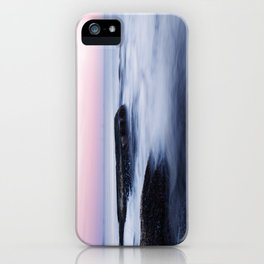 Misty Sea iPhone Case