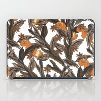 spice iPad Cases featuring Spice by Marlene Pixley