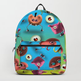 Creatures Backpack