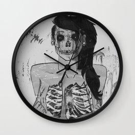 Inner Void Wall Clock