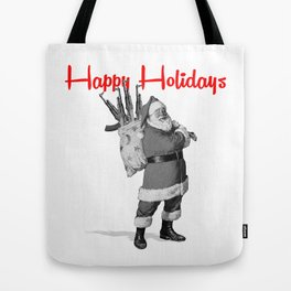 Off To The Hood  Tote Bag
