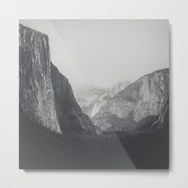 Yosemite Valley VI Metal Print