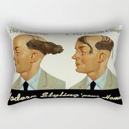 Modern Styling pour Homme Rectangular Pillow