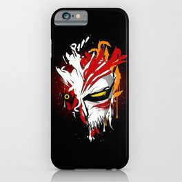 Bleach Ichigo iPhone Case