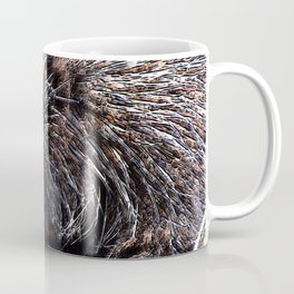 toony New World porcupines ( Erethizontidae) Coffee Mug
