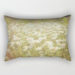 Daisy Chains  Rectangular Pillow