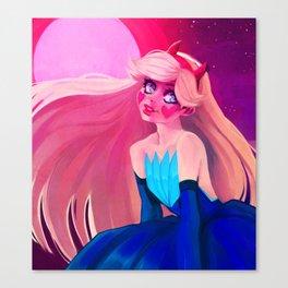 Princess of the Stars Canvas Print