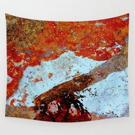 Tidal Pool Trip Wall Tapestry