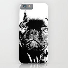 Französische Bulldogge iPhone Case