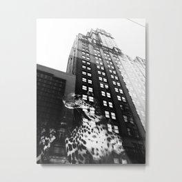 Fifth Avenue jungle Metal Print