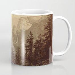 Yosemite Valley from Inspiration Point Coffee Mug