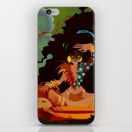 Calypso the Voodoo Priestess  iPhone Skin