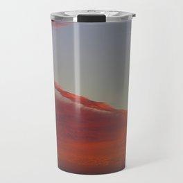 Fire Cloud Mountain Travel Mug