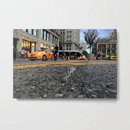 Down By UnionSq Metal Print