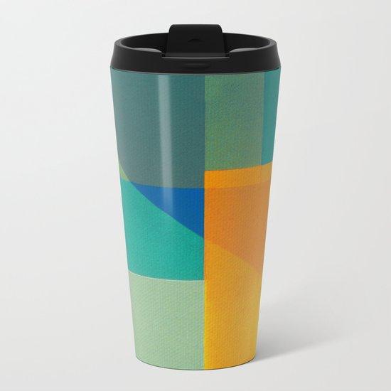 Sail Sand and Sun 4 Metal Travel Mug