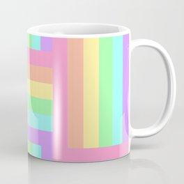 Woven Rainbow 2 Coffee Mug