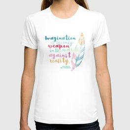 Alice In Wonderland | Quote 1 T-shirt