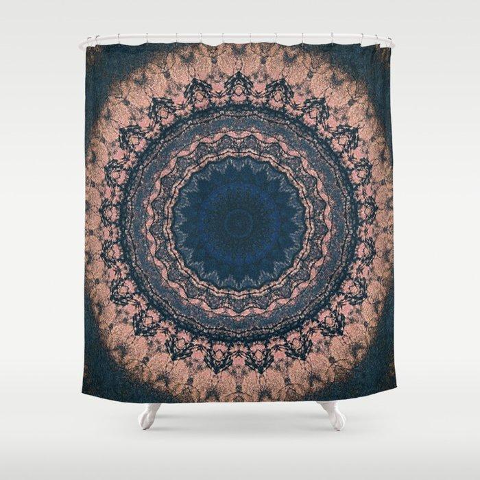 Boho Shower Curtain By Nastastya