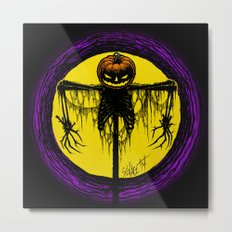 Killing Moon Metal Print
