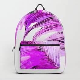 Feather Backpack