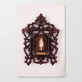 Acta Sanctorum #1 Canvas Print