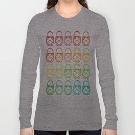 Rainbow wars Long Sleeve T-shirt