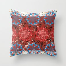 Diaspora 1 Throw Pillow