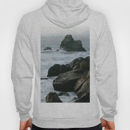View of San Francisco Bay from Sutro Baths Hoody
