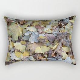 ginkgo potpourri Rectangular Pillow