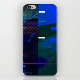 No Way No How < The NO Series (Blue) iPhone Skin