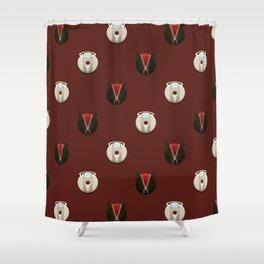 Ineffable Husbands Shower Curtain