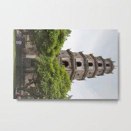 Thien Mu Pagoda Metal Print