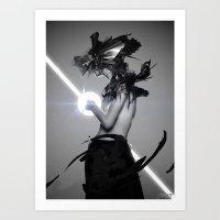 wnds. 2 Art Print