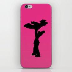Roomie Dancing iPhone & iPod Skin