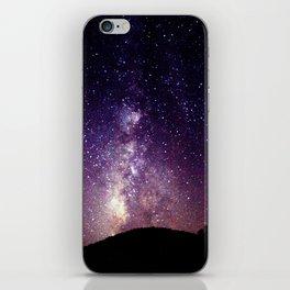 Purple-ish iPhone Skin