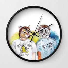 Jules & Vincent (Pulp Fiction) Wall Clock