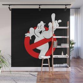Ghostfinger Wall Mural