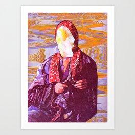 nevelson Art Print