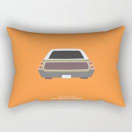 JE TE VEUX (That '70s Show) Rectangular Pillow