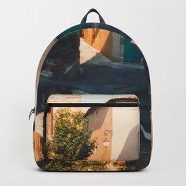 La Rue Provençale Photographic Pattern #2 Backpack