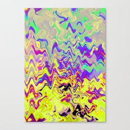 Melt with me Canvas Print